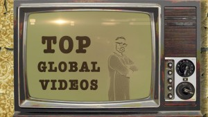 TOP GLOBAL VIDEOS by Jose Maria Ramon