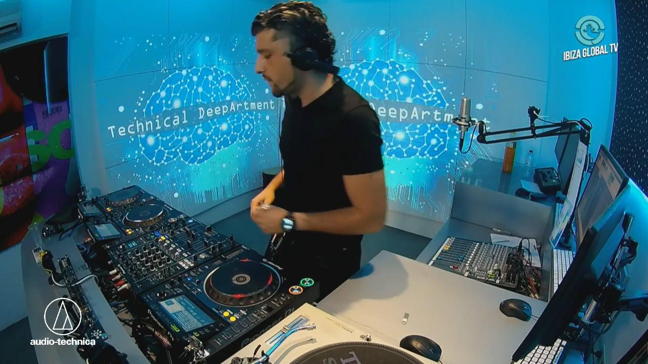 XAVI EMPARAN - TECHNICAL DEEPARTMENT - EPISODE 10 - Ibiza Global TV