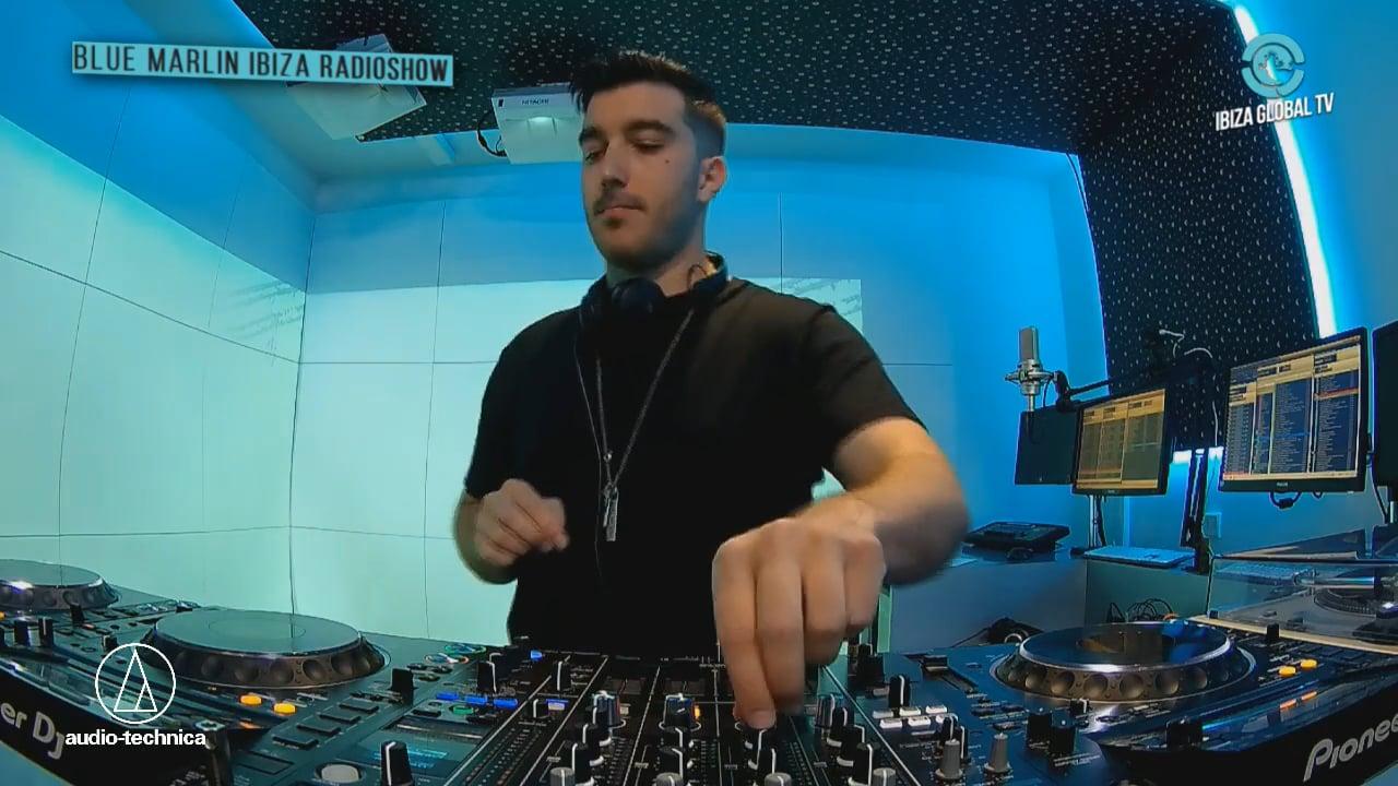 AITOR PASTOR - BLUE MARLIN IBIZA RADIOSHOW - Ibiza Global TV