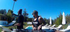 LIVE FROM IBIZA VILLA – DJ REFF JMR CLARA DACOSTA