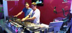 Alex Kentucky & Aday Chinea @ Deepfusion 124 Bpm's at Ibiza Global TV
