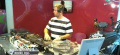 Bruce Hill @ Blue Marlin Ibiza Radioshow at Ibiza Global TV