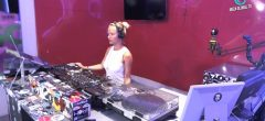 Missberry @ Deepfusion 124 Bpm's at Ibiza Global TV