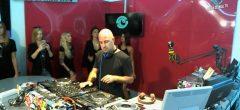 OXIA @ Music On Radio show at Ibiza Global TV