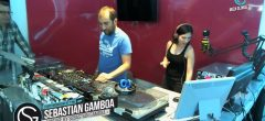 Sebastian Gamboa & Anna Tur @ Vintage by Sebastian Gamboa at Ibiza Global TV