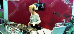 Suzi Suzuki @ Deepfusion 124 Bpm's at Ibiza Global TV