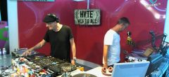 Toby Neumann @ Hyte Radioshow at Ibiza Global TV