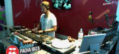 Valentino Kanzyani @ Pacha Radioshow at Ibiza Global TV