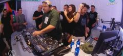 DJ SNEAK – ITS ALL ABOUT THE MUSIC MARATHON